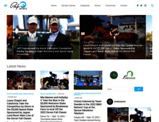 phelpssports.com screenshot