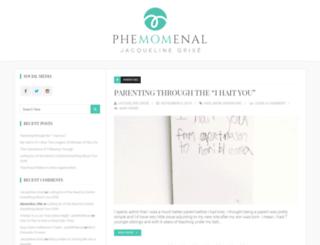 phemomenal.com screenshot