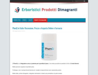 phenqitalian.com screenshot