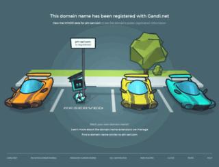 phi-sarl.com screenshot
