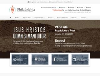 philadelphiaro.com screenshot