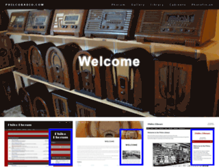 philcoradio.com screenshot