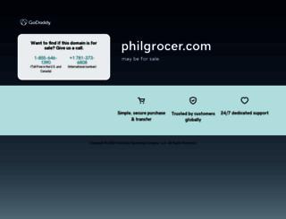 philgrocer.com screenshot