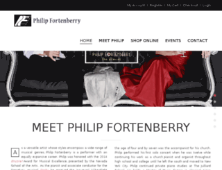 philipfortenberry.com screenshot