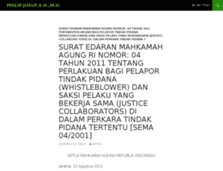 philipjusuf.com screenshot
