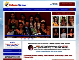 philippine-women.com screenshot