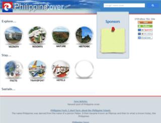 philippinecover.com screenshot