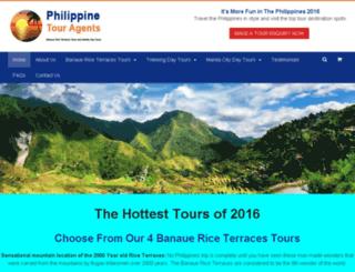 philippineholiday.com screenshot