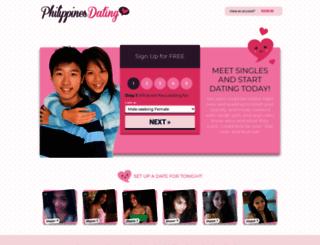 philippines-dating.net screenshot