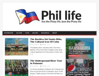 philippines-now.com screenshot