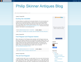 philipskinnerantiques.blogspot.com screenshot