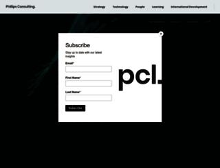 phillipsconsulting.net screenshot