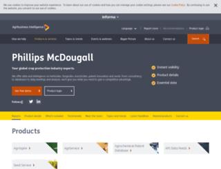 phillipsmcdougall.co.uk screenshot