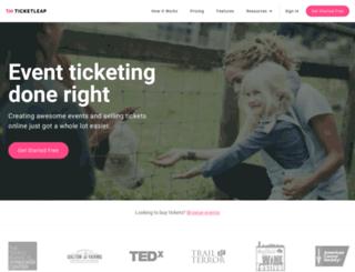 phillyfarmfest.ticketleap.com screenshot