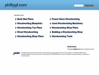 phillygf.com screenshot