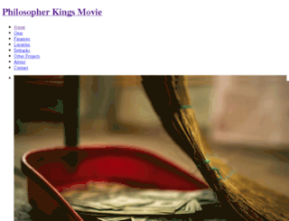 philosopherkingsmovie.com screenshot