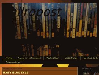 philropost.blogspot.com screenshot