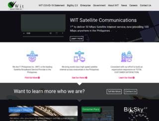 philsat.com screenshot