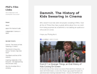 philsfilmlinks.com screenshot