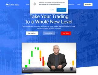 philsgang.com screenshot