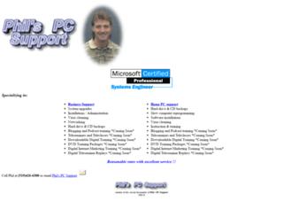 philssupport.com screenshot