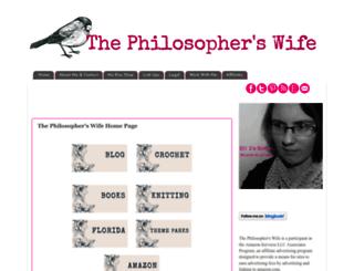 philwife.blogspot.com screenshot