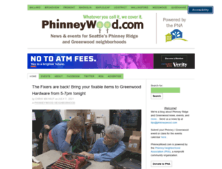 phinneywood.com screenshot