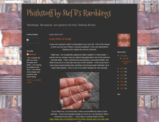 phishstuff.blogspot.fr screenshot