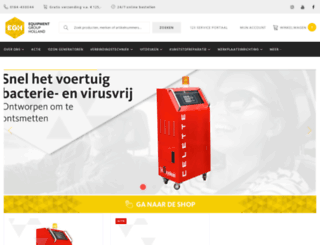 phitec.nl screenshot
