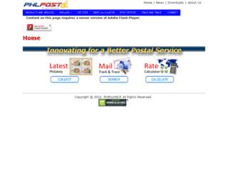 phlpost.com screenshot