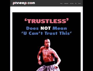 phneep.com screenshot
