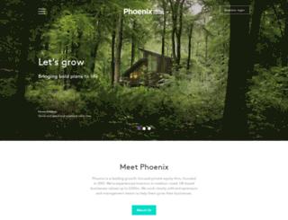 phoenix-equity.com screenshot