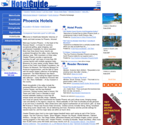 phoenix.hotelguide.net screenshot