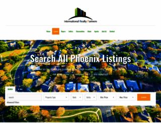 phoenixazresidentialproperty.com screenshot
