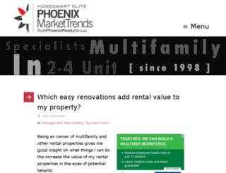 phoenixmarkettrends.com screenshot