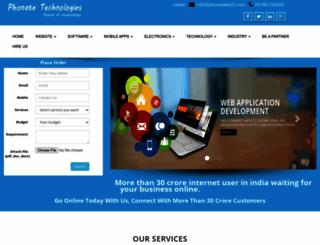 phonatetech.com screenshot