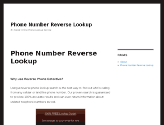 phone-number-reverse-lookup.com screenshot