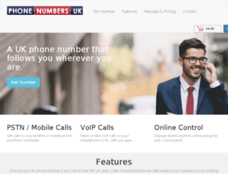phone-numbers-uk.com screenshot