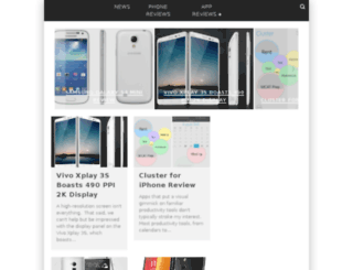 phoneblog.com screenshot