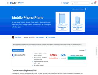 phonechoice.com.au screenshot