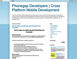 phonegapexperts.blogspot.in screenshot