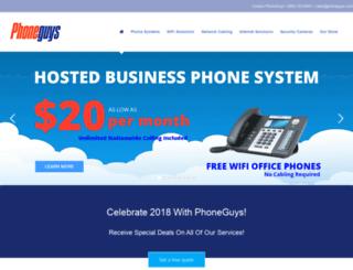 phoneguys.com screenshot