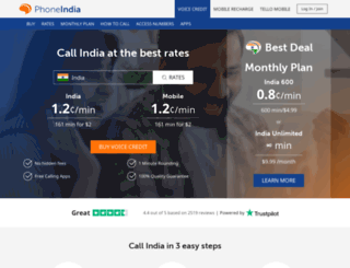 phoneindia.com screenshot
