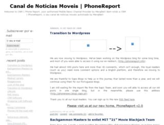 phonenews.blogs.sapo.pt screenshot