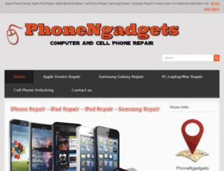 phonengadgets.com screenshot