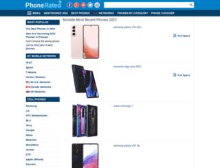 phonerated.com screenshot