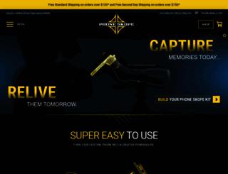 phoneskope.com screenshot