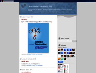 phonetic-blog.blogspot.com screenshot