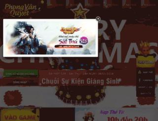 phongvanquyet.com screenshot