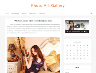 photo-art-gallery.com screenshot
